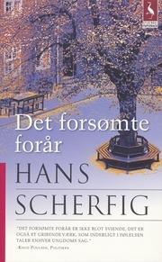 hans-scherfig-det-forsoemmte-foraar-cover