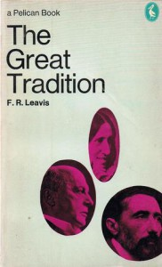 FR Leavis The Great Tradition