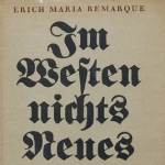 Remarque: Im Westen nichts Neues (1929) - All Quiet on the Western Front