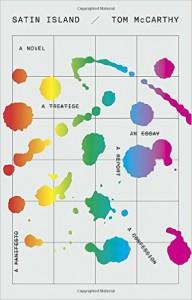 Tom McCarthy: Satin Island (Cover)